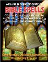Bible Spells: Obtaining Your Every Desire