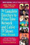 Compl. Directory to Prime Time Network/Cable Shows