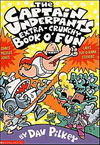 Captain Underpants Ext-Crunchy Bk O'Fun #01