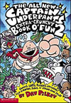 Captain Underpants Ext-Crunchy Bk O'Fun #02