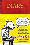 Diary of a Wimpy Kid Blank Journal (Diary) w/Spot Art