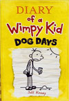 Diary of a Wimpy Kid #04: Dog Days