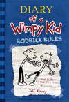 Diary of a Wimpy Kid #02: Rodrick Rules