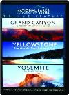 National Parks: Grand Canyon/Yellowstone/Yosemite (2 Disc/DVD)