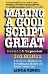 Making a Good Script Great (Hollywood Script)