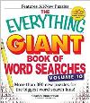 Everything Giant Bk of Word Searches Vol. 10