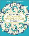 Enchanting Mandala Mazes: Puzzles to Ponder and Solve