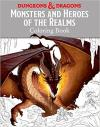 D&D: Monsters and Heroes of the Realms - Coloring Book