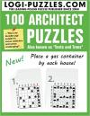 100 Architect Puzzles: Tents and Trees, Vol 01