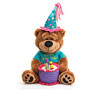 "PLUSH - Birthday Bear (15"")"