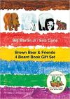 Brown Bear & Friends Box-Set: 4 Board Books