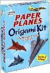 Origami Kit - Paper Planes (28 Projects/96 Sheets)