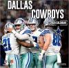 Dallas Cowboys Calendar (12 x 12)