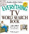 Everything TV Word Search Book